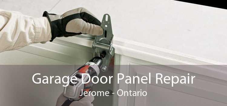 Garage Door Panel Repair Jerome - Ontario