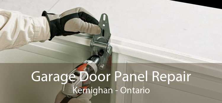 Garage Door Panel Repair Kernighan - Ontario