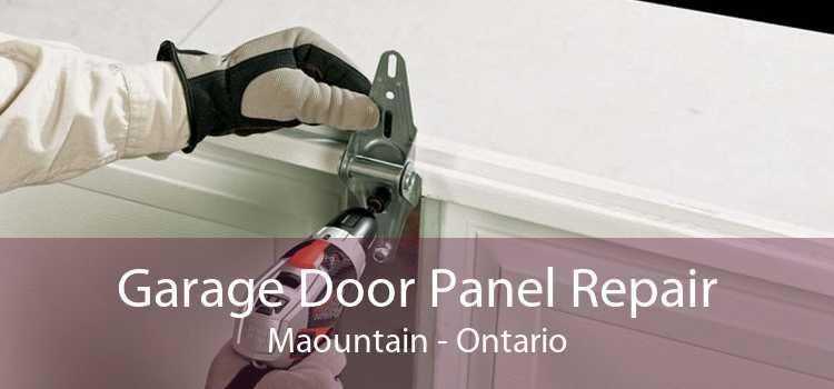 Garage Door Panel Repair Maountain - Ontario