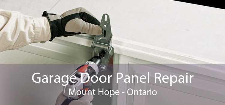 Garage Door Panel Repair Mount Hope - Ontario