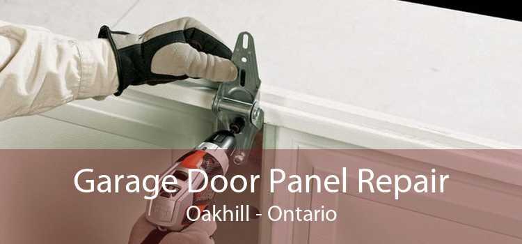 Garage Door Panel Repair Oakhill - Ontario