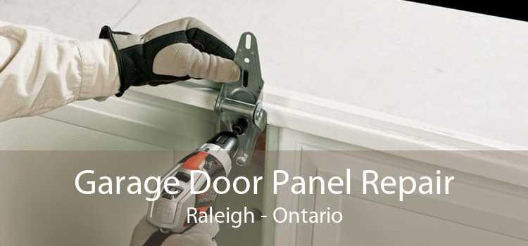 Garage Door Panel Repair Raleigh - Ontario