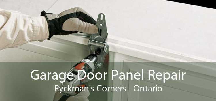 Garage Door Panel Repair Ryckman's Corners - Ontario