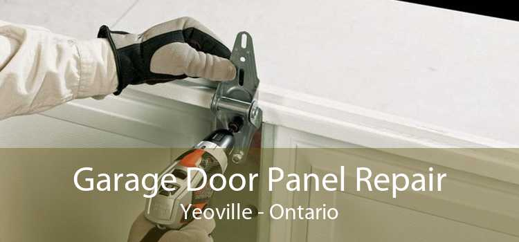 Garage Door Panel Repair Yeoville - Ontario