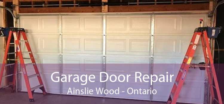 Garage Door Repair Ainslie Wood - Ontario