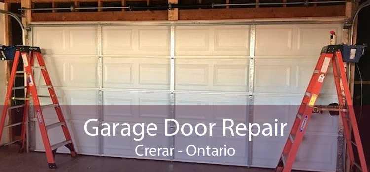 Garage Door Repair Crerar - Ontario
