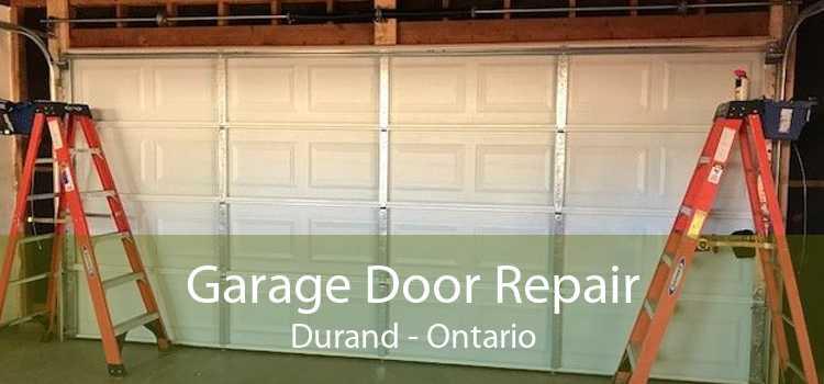 Garage Door Repair Durand - Ontario