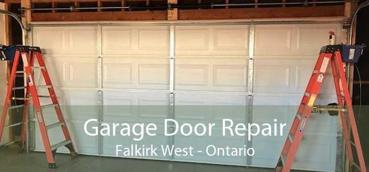 Garage Door Repair Falkirk West - Ontario