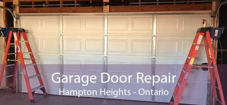 Garage Door Repair Hampton Heights - Ontario