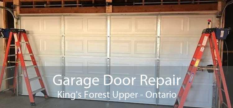 Garage Door Repair King's Forest Upper - Ontario