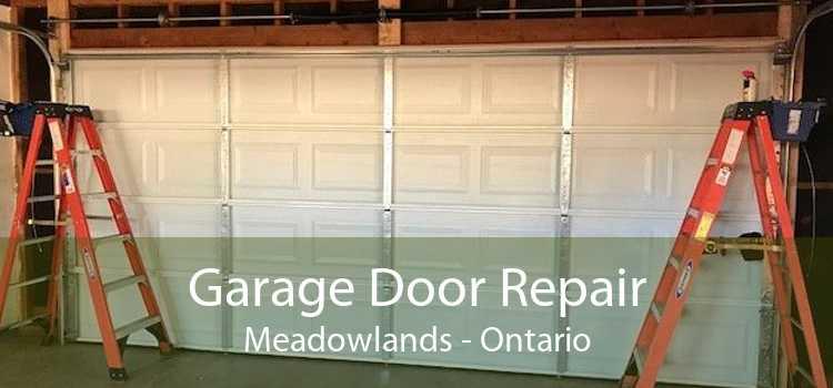 Garage Door Repair Meadowlands - Ontario