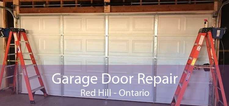 Garage Door Repair Red Hill - Ontario