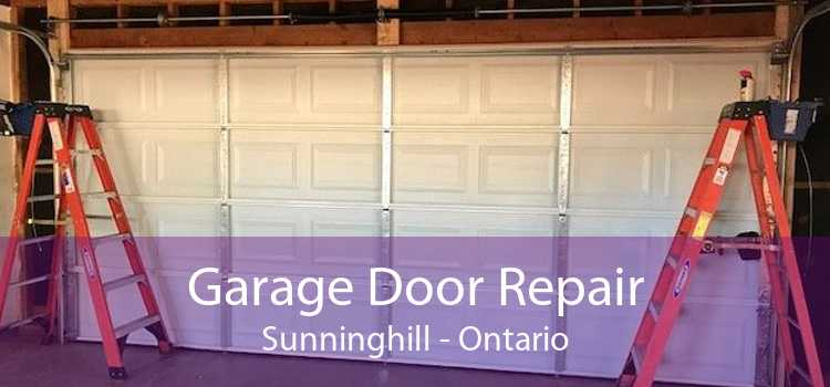 Garage Door Repair Sunninghill - Ontario