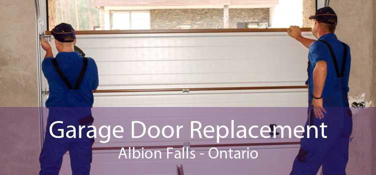 Garage Door Replacement Albion Falls - Ontario