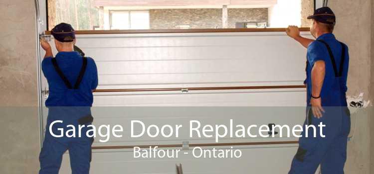 Garage Door Replacement Balfour - Ontario