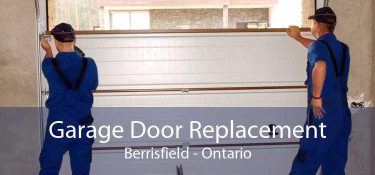 Garage Door Replacement Berrisfield - Ontario
