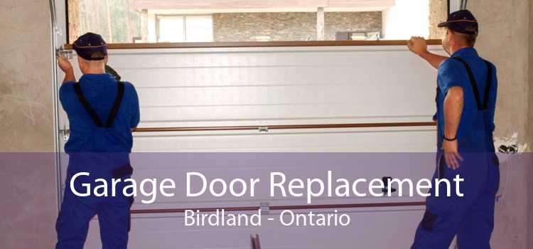 Garage Door Replacement Birdland - Ontario