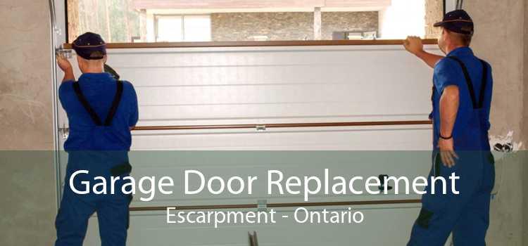 Garage Door Replacement Escarpment - Ontario